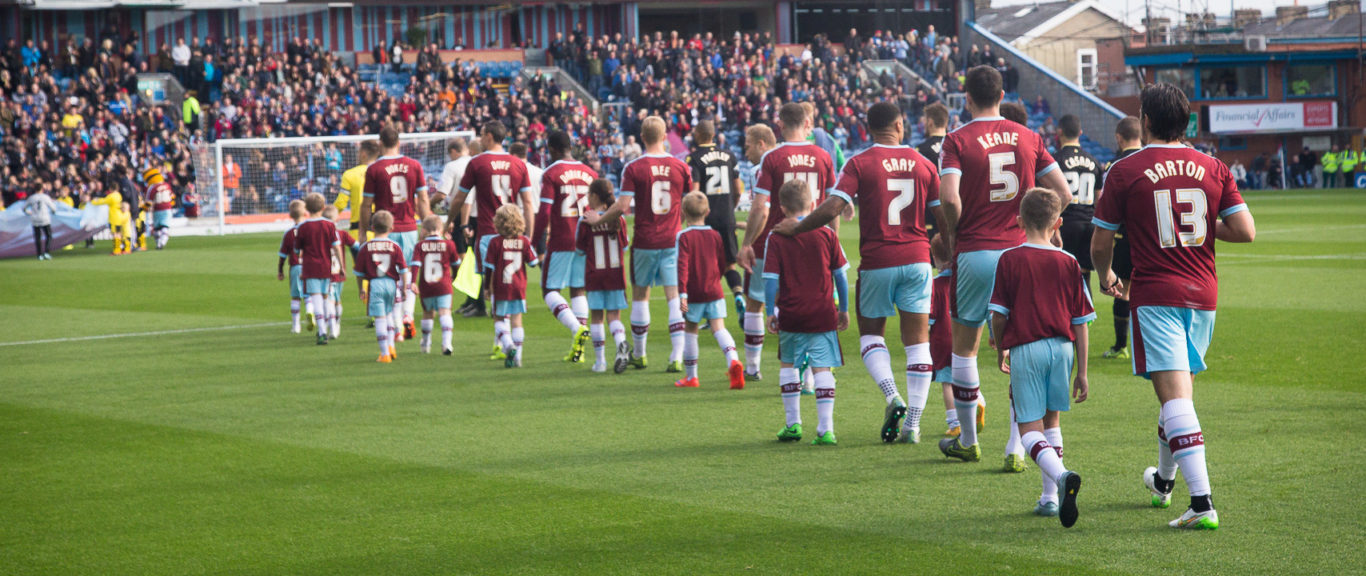 Extra VIP Mascot places available! - Burnley FC in the ...