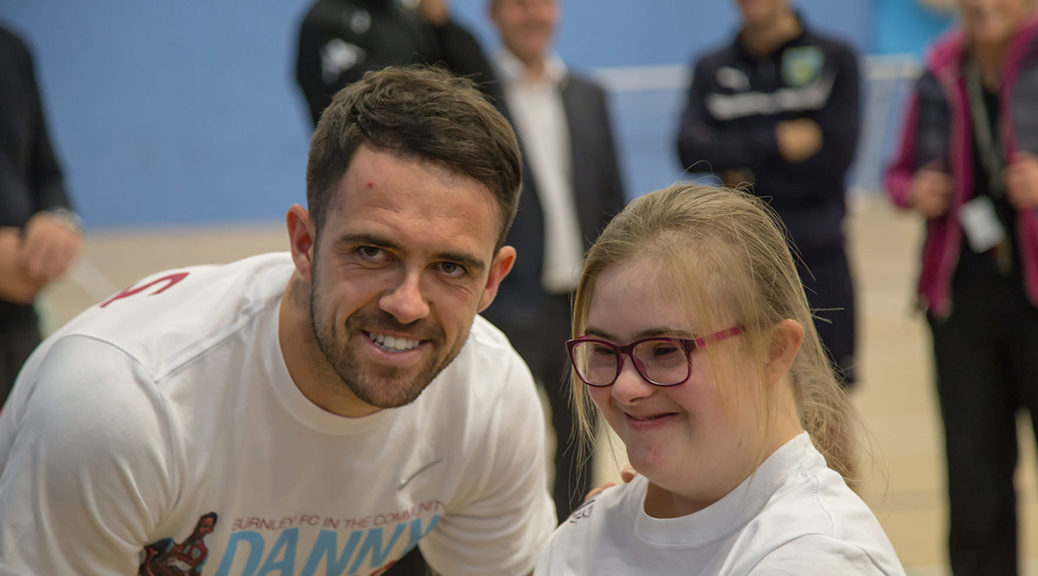The Danny Ings Disability Sport Project is back!