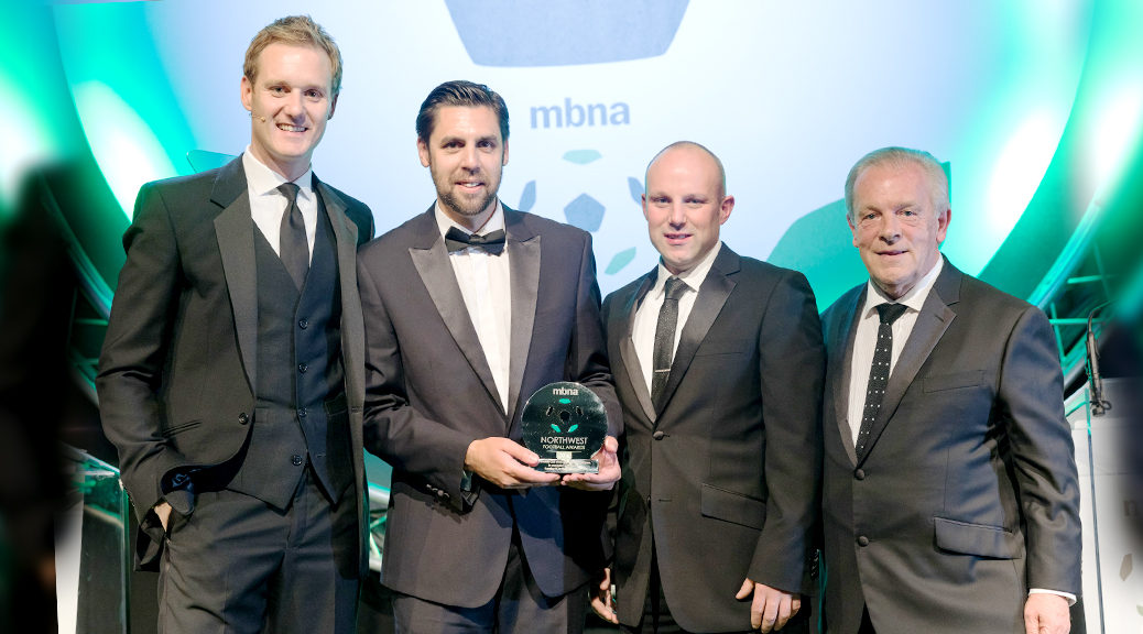 Community honoured again at North West Football Awards
