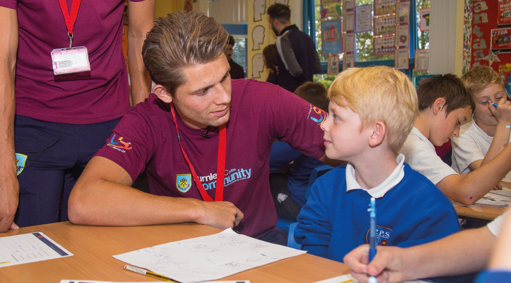 Rhyme time with Tarky and Lowton!