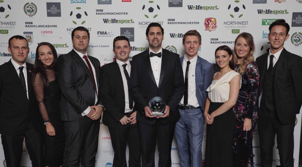 BFCitC score a North West Football Awards hattrick
