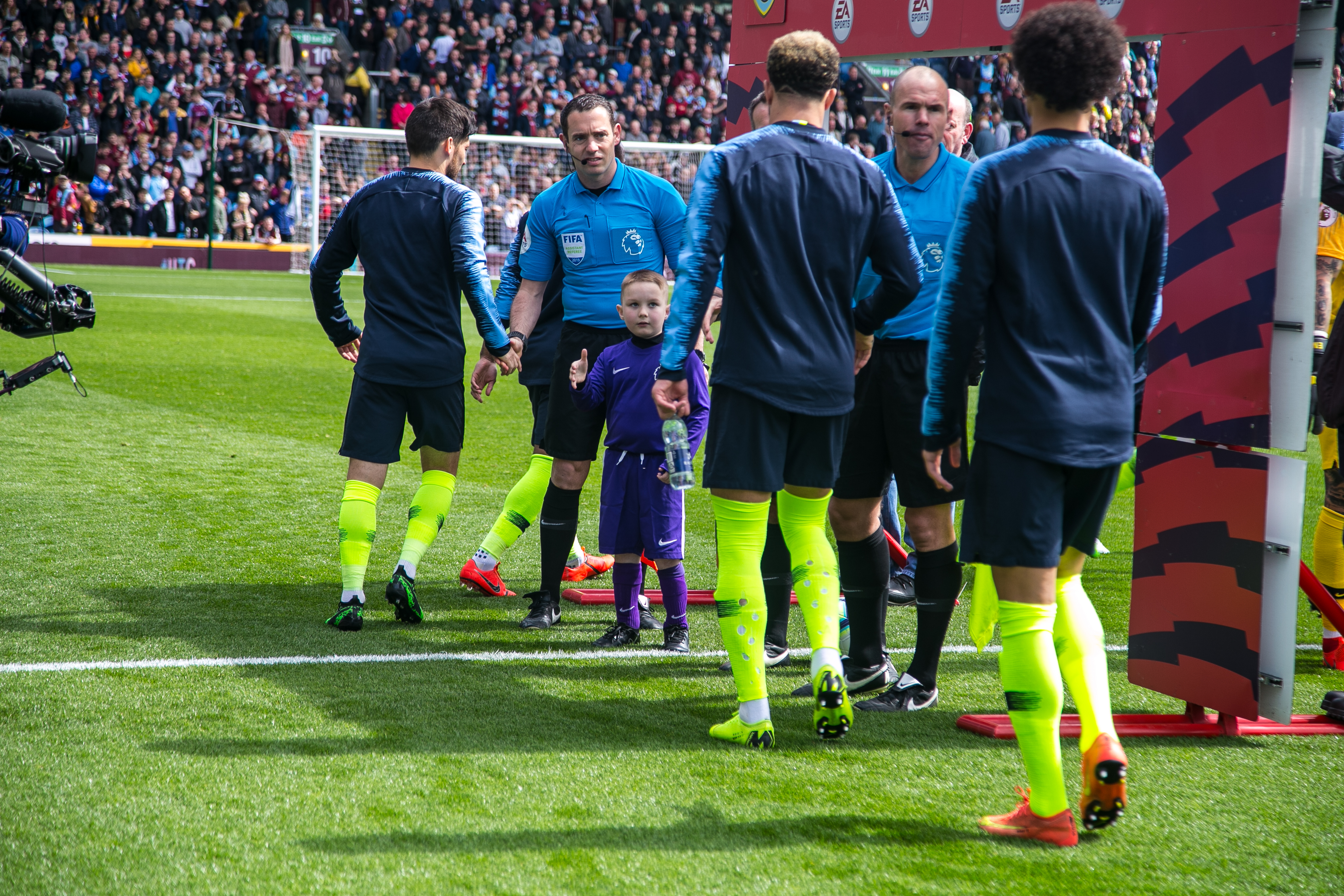 Primary Star Lucas enjoys memorable matchday as Referee ...