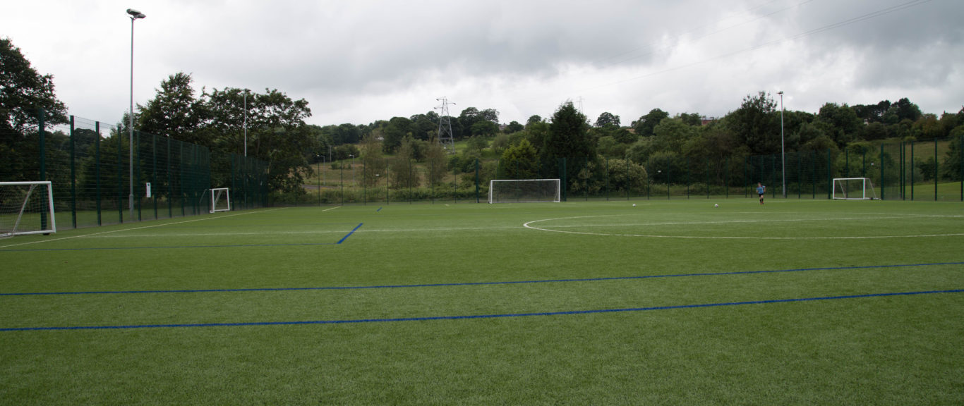 Book Nelson and Colne College Sports Facilities