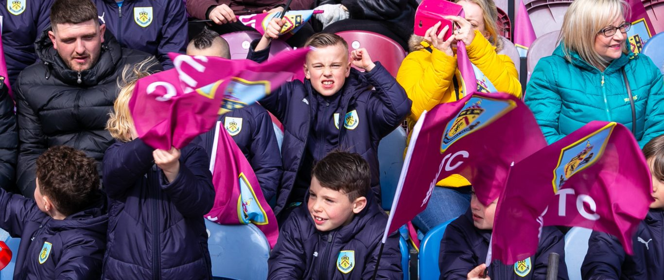 Triple awards nomination for Clarets