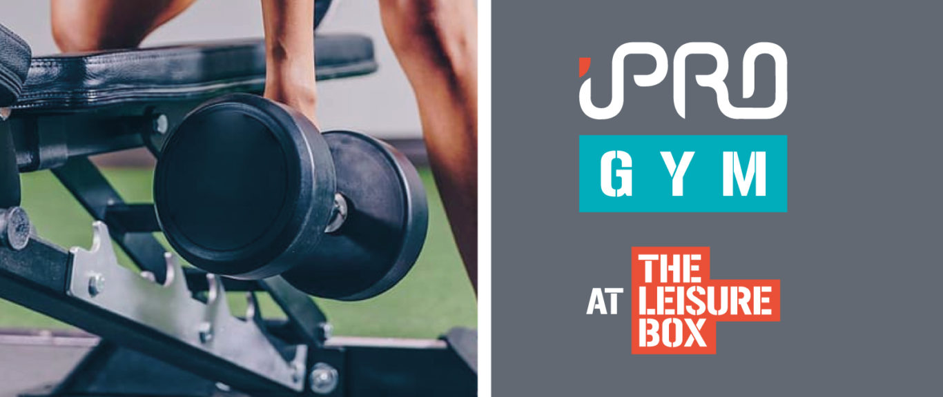 iPRO GYM to open at the Leisure Box