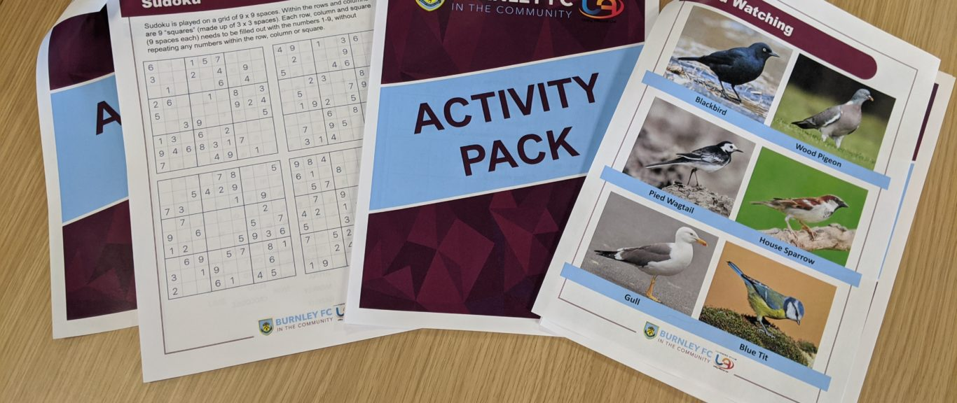 New Activity Packs added!