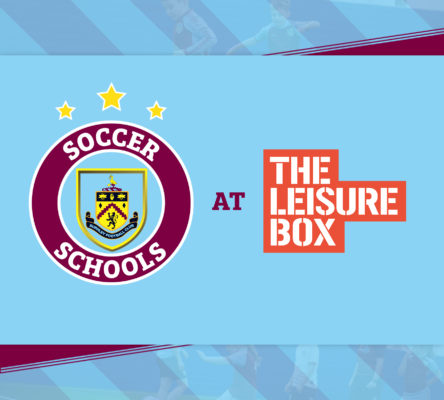 Book Soccer Schools at the Leisure Box!