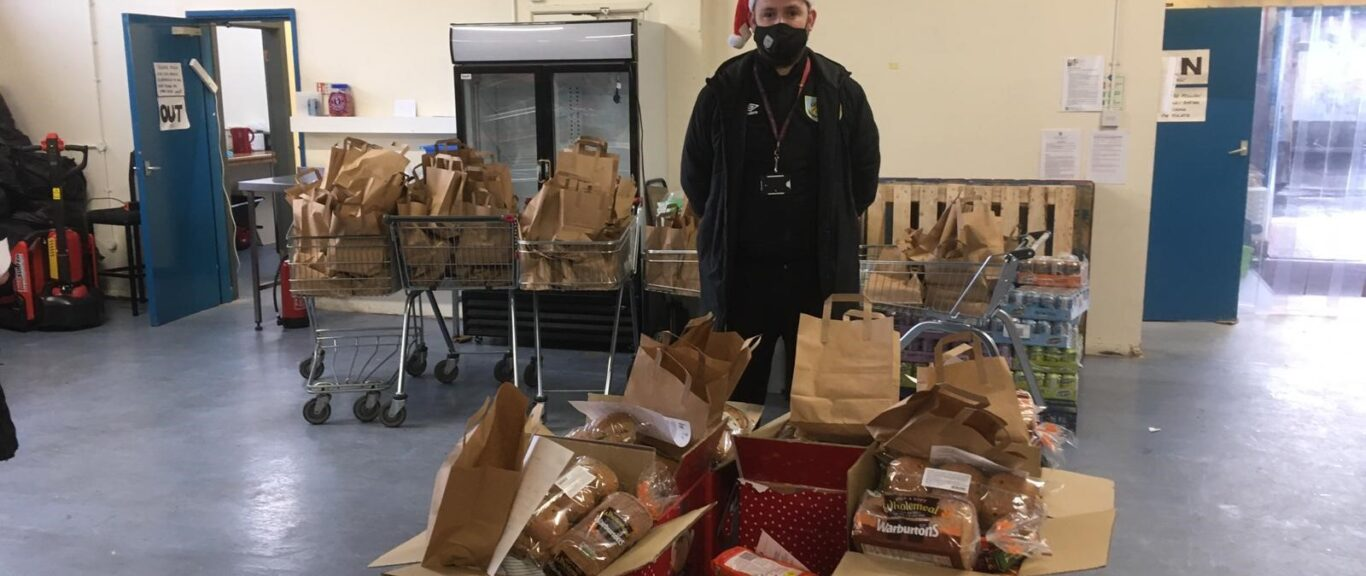 Community Kitchen makes a difference this Christmas!