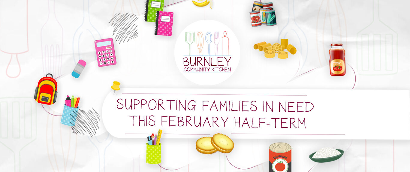 Community Kitchen supporting families this February half-term