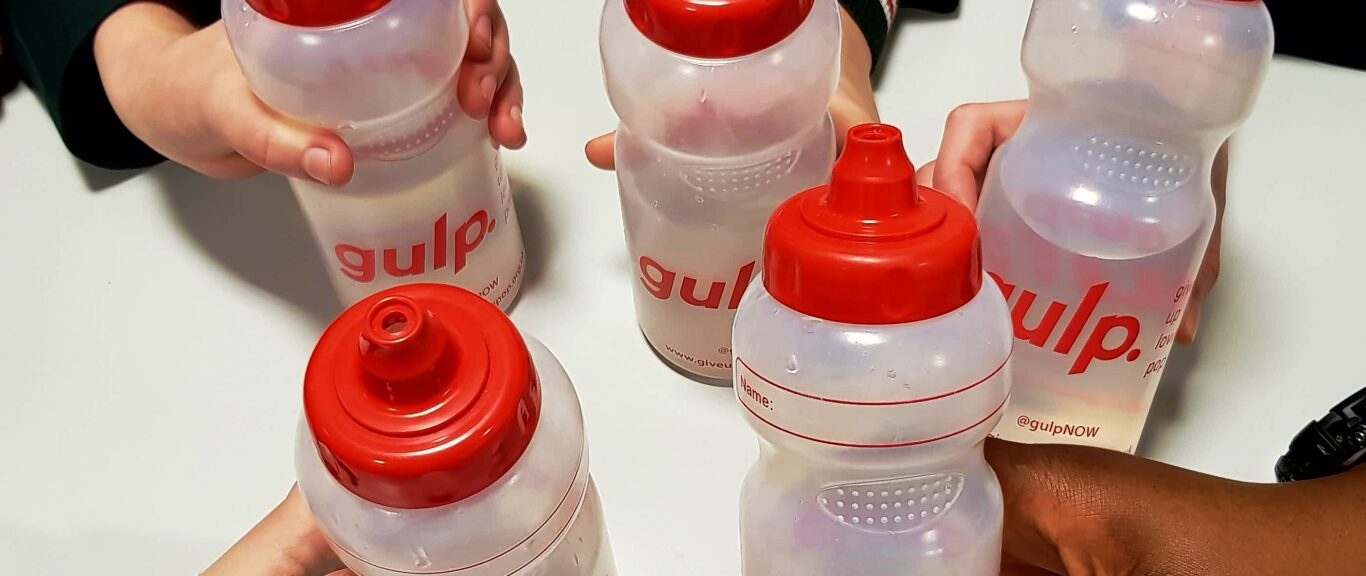 Football Clubs in Lancashire team-up to help tackle Sugary Drinks!